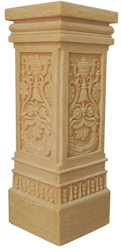 柱子砂岩雕塑建材加盟图片:z0008欧式方柱